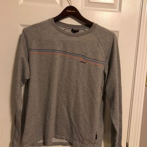 Patagonia Worn Wear Recycled Long Sleeve T